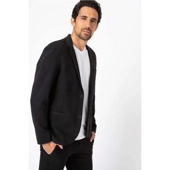 Vêtements Homme Vestes / Blazers TBS WOODSVES Noir