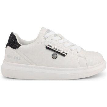 Chaussures Enfant Baskets basses Shone - s8015-003 Blanc