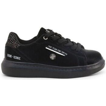 Chaussures Enfant Baskets basses Shone - s8015-003 Noir