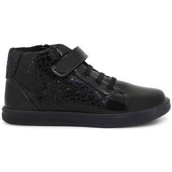 Chaussures Enfant Baskets montantes Shone - 183-171 Noir
