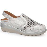 Chaussures Femme Sandales et Nu-pieds Calzamedi SANDALE  0728 BLANC
