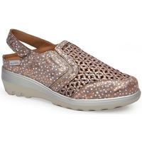 Chaussures Femme Votre mot de passe doit contenir un minimum de 8 caractères Calzamedi SANDALE  0728 BRONZE