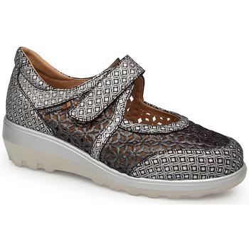 Chaussures Femme Derbies & Richelieu Calzamedi CHAUSSURES  TRANSPIRA BLACK