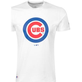 Vêtements Homme T-shirts manches courtes New-Era T-Shirt MLB Chicago Cubs New E Multicolore