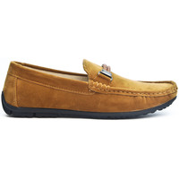 Chaussures Mocassins Uomo Design Mocassin Homme Maddox Camel