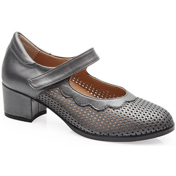 Chaussures Femme Escarpins Calzamedi CHAUSSURES  0743 GRIS