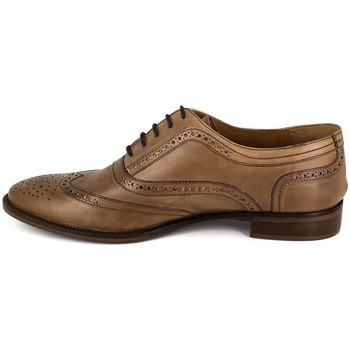 Chaussures Homme Richelieu Peter Blade HAVERTON CAMEL Marron