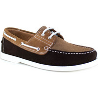 Chaussures Homme Chaussures bateau J.bradford JB-BABORD MARRON Marron
