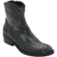 Chaussures Femme Bottines Angela Calzature AANGC4903verde verde
