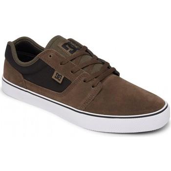 Chaussures Homme Chaussures de Skate DC Shoes TONIK deep forest Marron