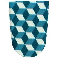 Accessoires Homme Accessoires chaussures Funstonze Clip-On geometrique bleu  FNZBGAD Bleu