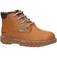 Chaussures Enfant Boots Kickers 829840 NEWNOBO Amarillo