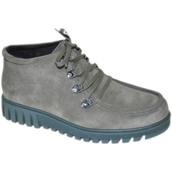 Chaussures Femme Boots Calzaturificio Loren LOE0699kaki verde