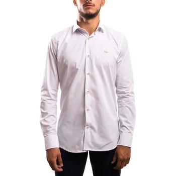 Vêtements Homme Chemises manches longues Klout  Blanco