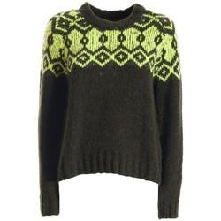 Vêtements Femme Pulls Fracomina F120W01020K04501 Vert