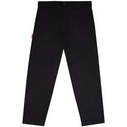 Vêtements Homme Chinos / Carrots Jacker Ripstop chino Noir