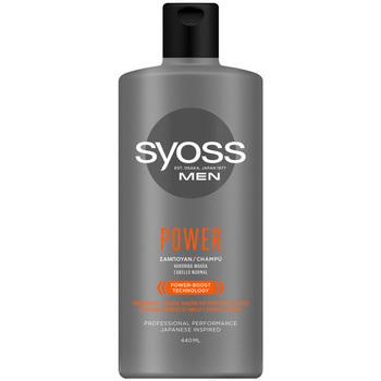 Beauté Homme Shampooings Syoss Men Champú Power & Strength