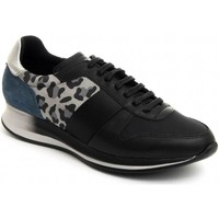 Chaussures Homme Baskets basses Diluis 69185 BLACK