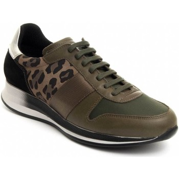 Chaussures Homme Baskets basses Diluis 69186 GREEN