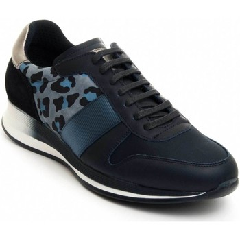 Chaussures Homme Baskets basses Diluis 69187 BLUE