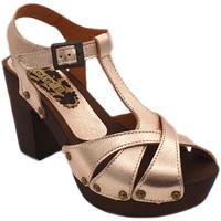 Chaussures Femme Sandales et Nu-pieds Gioie Italiane G365 Bronze