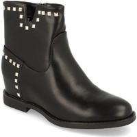 Chaussures Femme Bottines Woman Key 8998-8 Negro