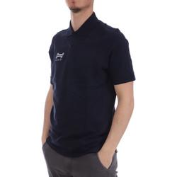 Vêtements Homme Polos manches courtes Hungaria H-16TOMYD000 Bleu