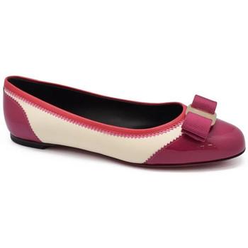 Chaussures Femme Ballerines / babies Salvatore Ferragamo  Rose