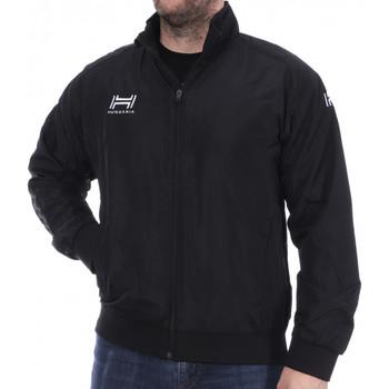 Vêtements Homme Blousons Hungaria H-16TPUXUX00 Noir