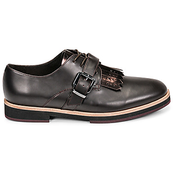 Chaussures Femme Derbies JB Martin BALIDAY Prune