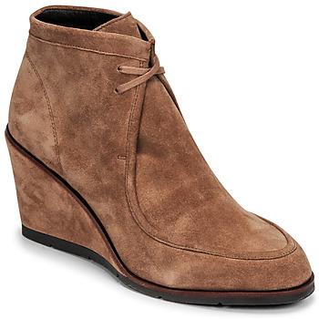 Chaussures Femme Bottines JB Martin KINDAR Camel