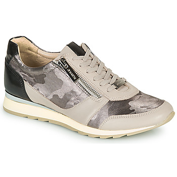 Chaussures Femme Baskets basses JB Martin VERI Army stone