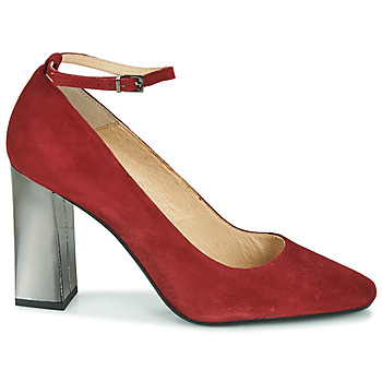 Chaussures Femme Escarpins JB Martin XEBRA Rosso