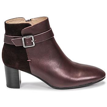 Chaussures Femme Bottines JB Martin AELIS Vigne