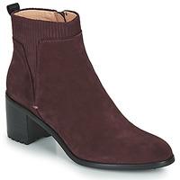 Chaussures Femme Bottines JB Martin BOMBAY Vigne