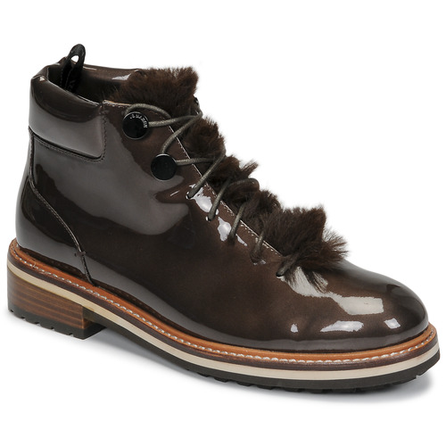 Chaussures Femme Boots JB Martin BRILLE Cacao
