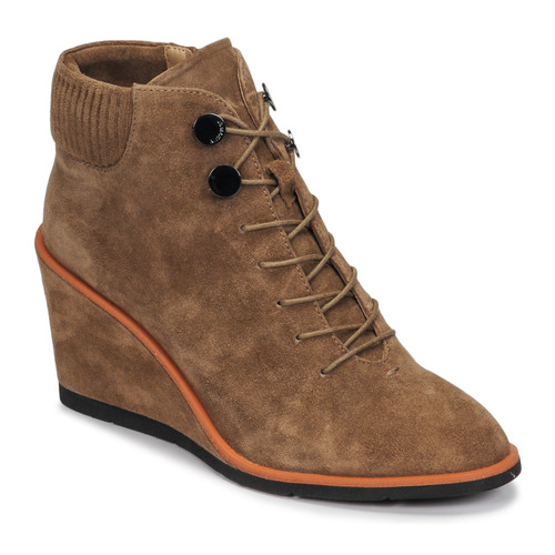Chaussures Femme Bottines JB Martin KARA Trench