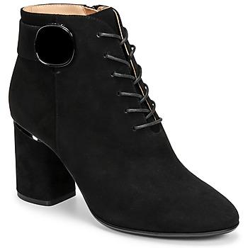 Chaussures Femme Bottines JB Martin VIGGY Noir