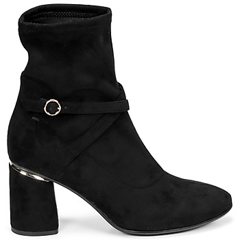 Chaussures Femme Bottines JB Martin VILO Noir