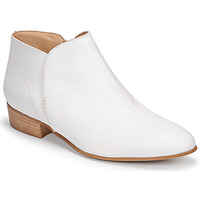 Chaussures Femme Boots JB Martin AGNES Blanc