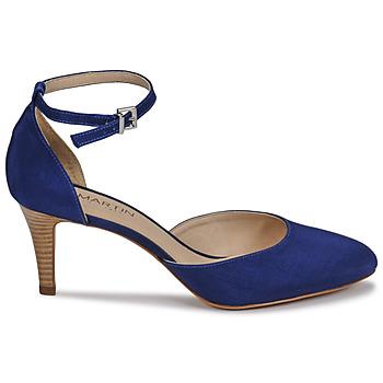 Chaussures Femme Escarpins JB Martin HANOR-2C Marine