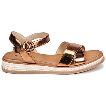 Chaussures Femme Sandales et Nu-pieds JB Martin JENS Cuivre
