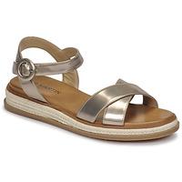 Chaussures Femme Sandales et Nu-pieds JB Martin JENS Nude
