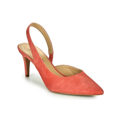 Chaussures Femme Escarpins JB Martin ALANA Corail Sunlight