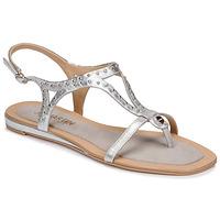 Chaussures Femme Sandales et Nu-pieds JB Martin ALANIS Métal silver