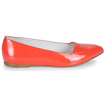 Chaussures Femme Ballerines / babies JB Martin ANGELINA Orange