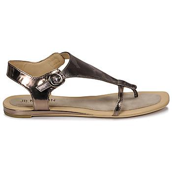 Chaussures Femme Sandales et Nu-pieds JB Martin ARMOR Gris/argenté