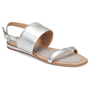 Chaussures Femme Sandales et Nu-pieds JB Martin AVERY Silver