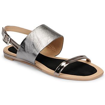 Chaussures Femme Sandales et Nu-pieds JB Martin AVERY Acier