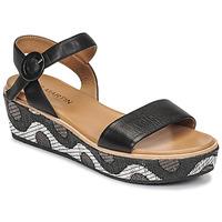 Chaussures Femme Sandales et Nu-pieds JB Martin CAT Noir